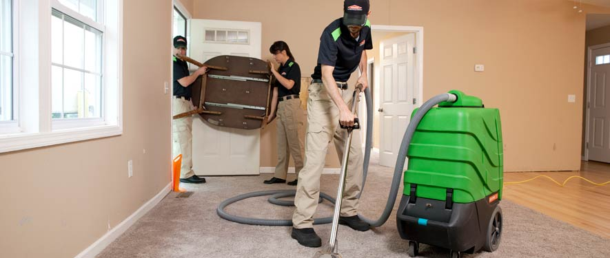 Barrie, ON residential restoration cleaning